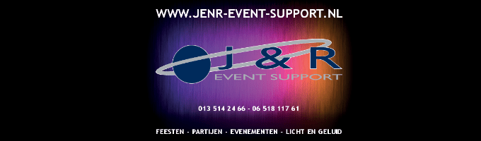 Beerse Boys Website Advertentie logo jenr event support