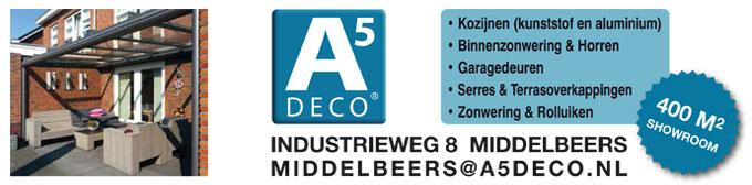 Beerse Boys Website Advertentie punter a5 deco