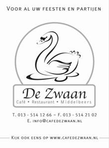 Beerse Boys Website Advertentie punter advertentie cafe de zwaan staand