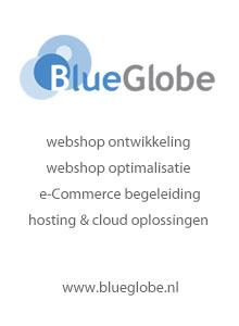 Beerse Boys Website Advertentie punter blueglobe staand