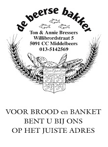 Beerse Boys Website Advertentie punter de beerse bakker staand