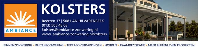 Beerse Boys Website Advertentie punter kolsters ambiance